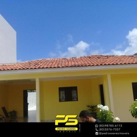 Casa com 3 dormitórios à venda, 158 m² por R$ 600.000 - Jardim Cidade Universitária - João - Foto 2