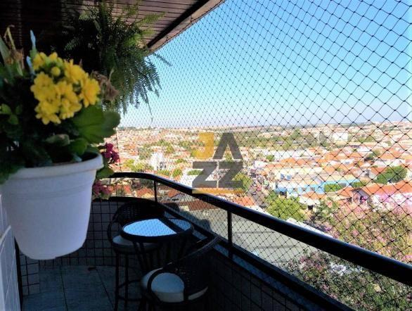 Apartamento completo com 3 dormitórios à venda no condomínio Castro Alves, 140 m² por R$ 9 - Foto 18