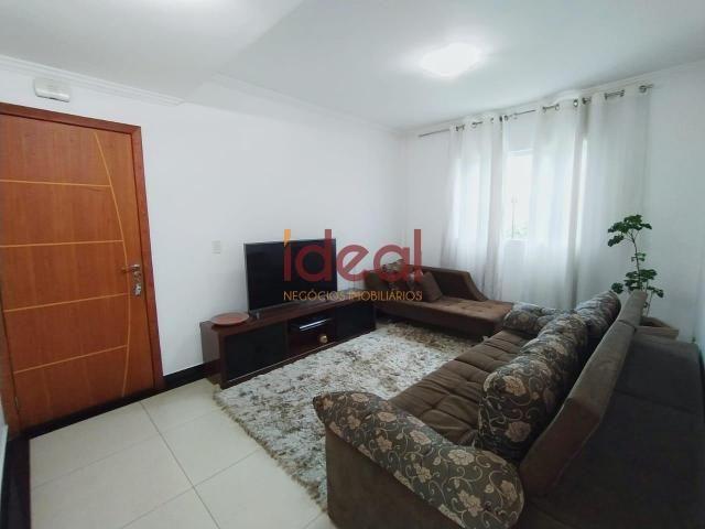 Apartamento à venda, 3 quartos, 1 suíte, 1 vaga, Recanto da Serra - Viçosa/MG - Foto 2