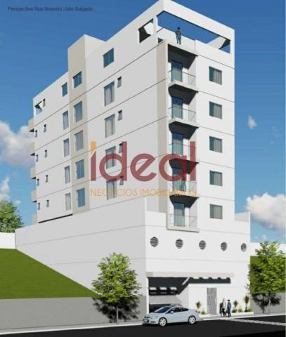 Apartamento à venda, 2 quartos, 1 suíte, 1 vaga, Lourdes - Viçosa/MG - Foto 2