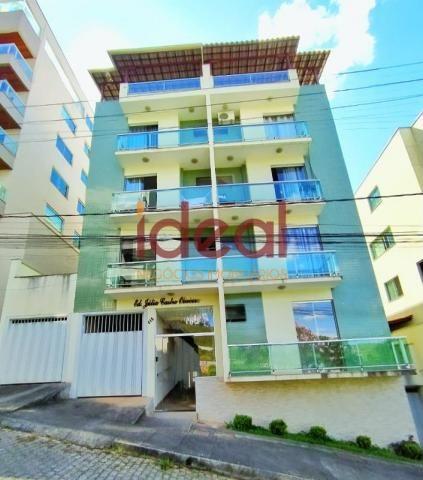 Apartamento para aluguel, 2 quartos, 1 suíte, 1 vaga, Santo Antônio - Viçosa/MG