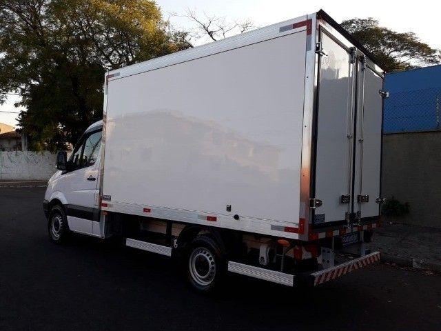 Sprinter CDI 415 Baú Refrigerado  Ano 2012/2012 - Foto 4