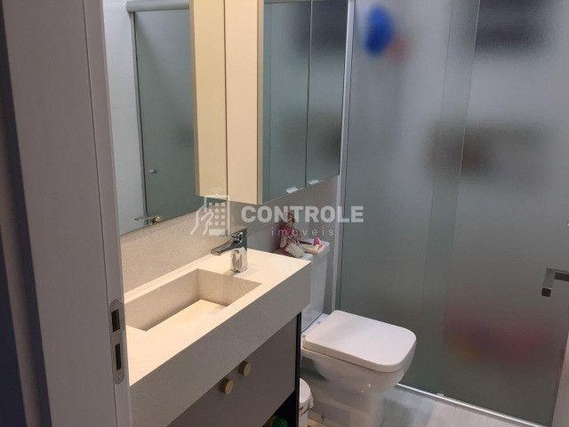 (DC) Apartamento com 3 dormitórios, sendo 01 suíte, 2 vagas no Estreito - Foto 13