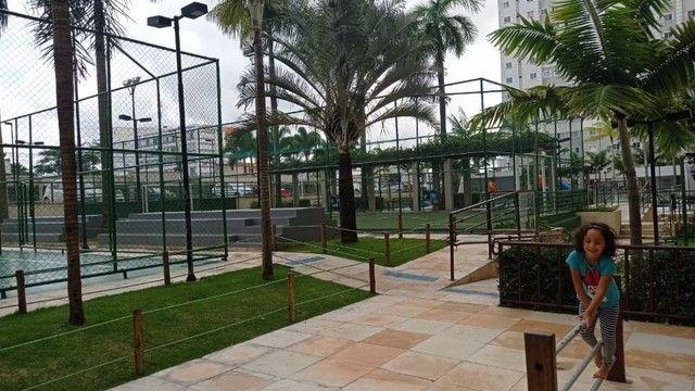 Top Life Taguatinga Miami Beach Apartamento de 2 Quartos 1 Suíte Andar Alto Vista Livre - Foto 20