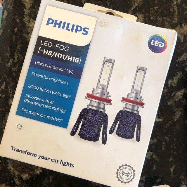 Lâmpadas Led Phillips / Ranger Amarok Hilux S10 - Foto 2