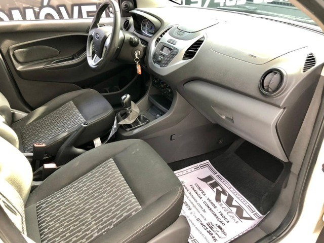 Ford Ka Se Plus 1.0 Manual Flex 2017 Impecável !!!! Completíssimo !!!  - Foto 12