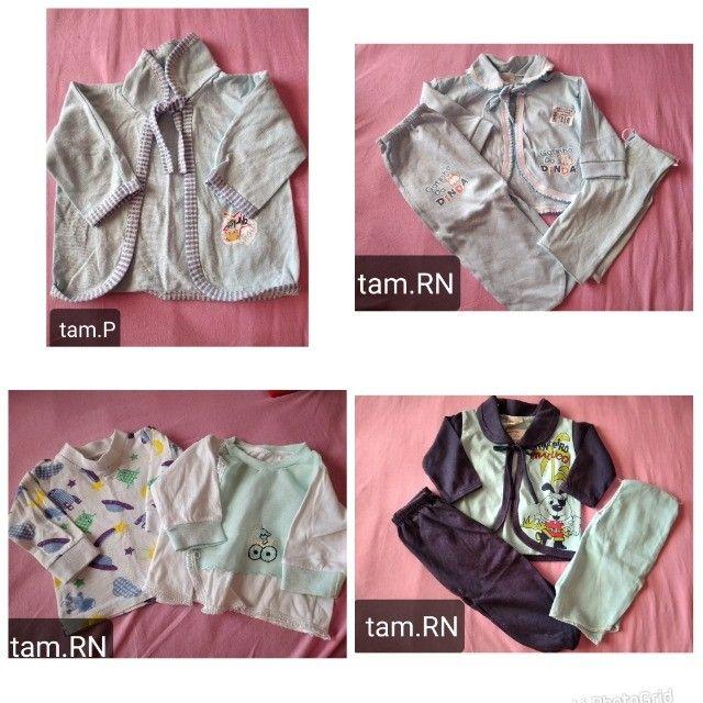 Kit roupas bebê - Foto 5