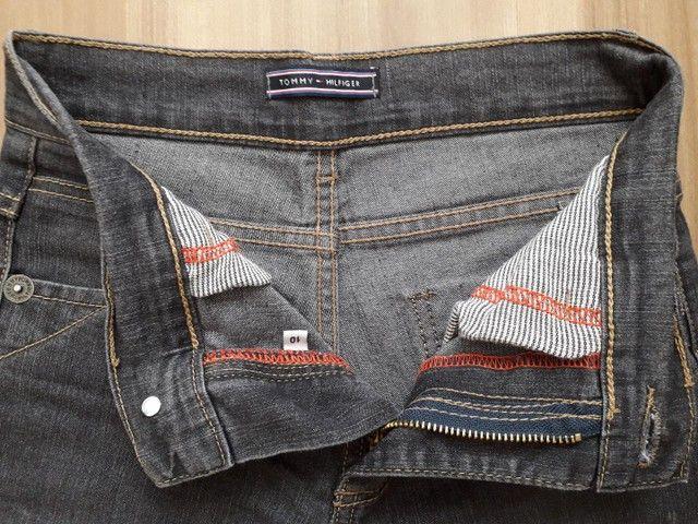 Calça jeans infantil menino tam 10 - Foto 4