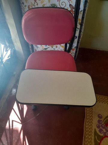 Cadeira manicure  - Foto 3
