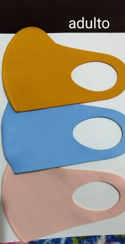 Máscaras neoprene tamanho padrão  - Foto 2
