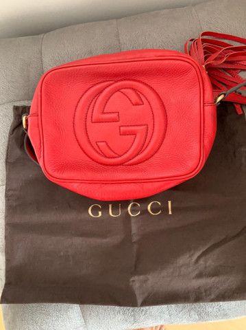 Bolsa Gucci Soho Original