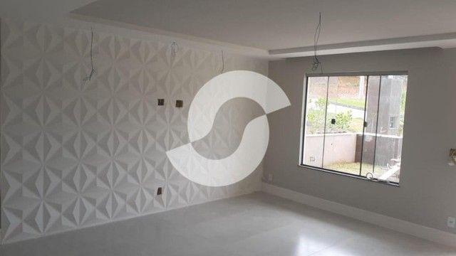 Condomínio Solaris - Casa com 3 dormitórios à venda, 140 m² - Itaipuaçu - Maricá/RJ - Foto 4