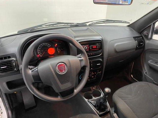 Fiat STRADA 1.4 MPI HARD WORKING CE 8V FLEX 2P MANUAL - Foto 11