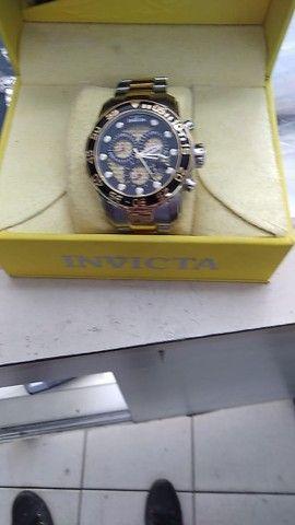 Relógio invicta original sem detalhes  - Foto 3