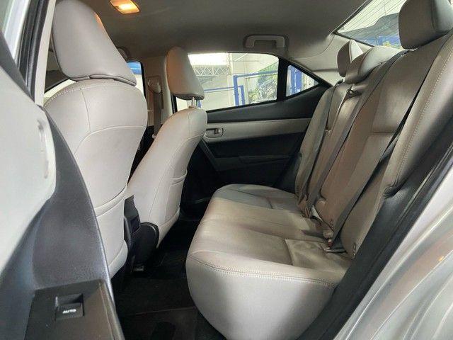 Corolla XEI 2.0 Flex aut. 2017 BLINDADO - Foto 15