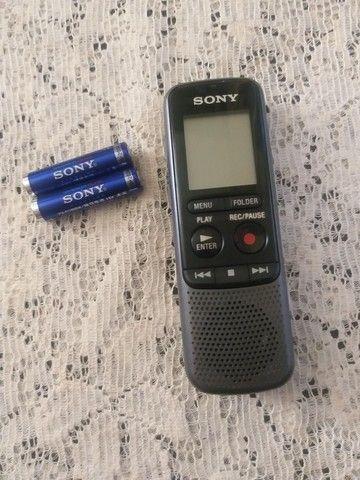 Mini gravador Sony  - Foto 2