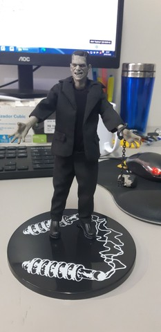 Action Figure Frankenstein  - Foto 6