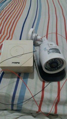 Câmera de segurança protec