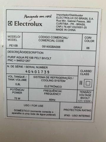 Purificador De Água Electrolux Branco - Foto 4