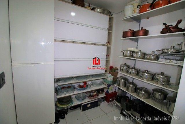 Apartamento 3 suítes, 134m², Andar Alto, Financia, Varanda Churrasqueira - Foto 9