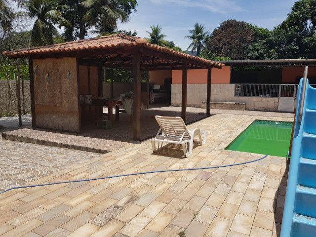 Casa ampla - terreno 950 m2 - salão nos fundos - piscina - Foto 5