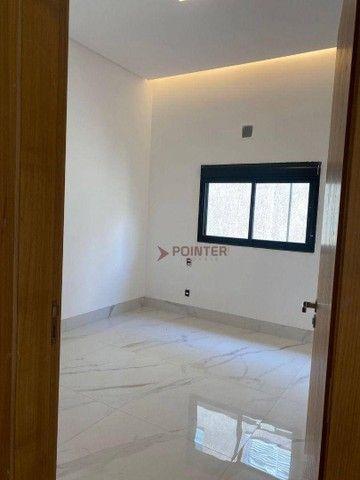 Casa com 3 dormitórios à venda, 220 m² por R$ 1.480.000,00 - Portal do Sol - Goiânia/GO - Foto 17
