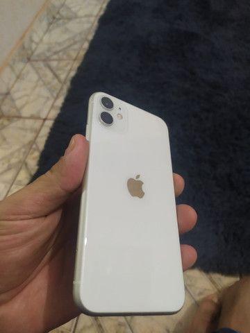 iPhone 11 64gb 2 meses de uso bateria 100% - Foto 6