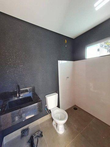 Lindíssima Casa Nova com Amplo Terreno  Bairro Seminário - Campo Grande - MS - Foto 7