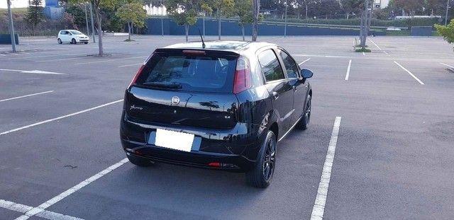 Fiat Punto 1.4 2013 - Foto 10
