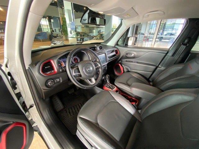 Jeep Renegade Trailhawk 2.0 Turbo Diesel 4x4 Automático 2020 - Foto 6