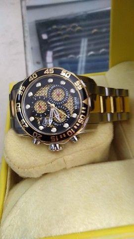 Relógio invicta original sem detalhes  - Foto 2
