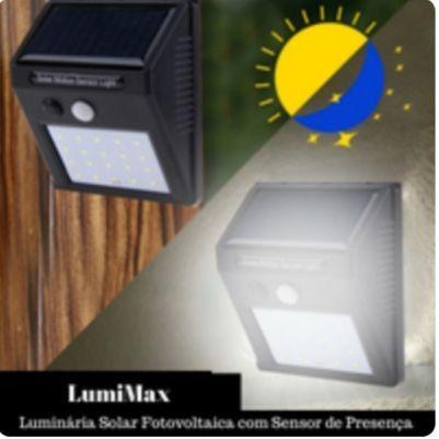 Luminária LumiMax<br><br>