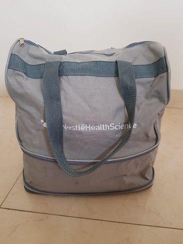 Bolsa sacola com fechos expansivos - 3 possíveis tamanhos - Foto 2