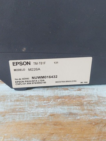 Impressora Fiscal - Foto 2