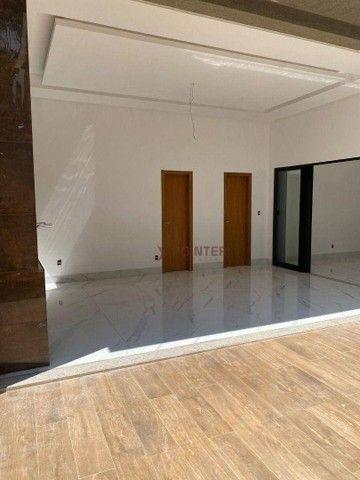 Casa com 3 dormitórios à venda, 220 m² por R$ 1.480.000,00 - Portal do Sol - Goiânia/GO - Foto 9