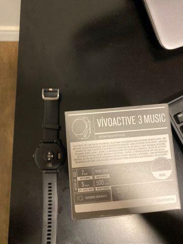 Garmin Vivoactive 3 music - Foto 3