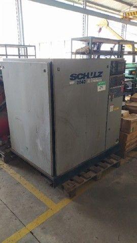 Compressor Elétrico Srp 2040 Schulz 2001 - #8417 - Foto 5