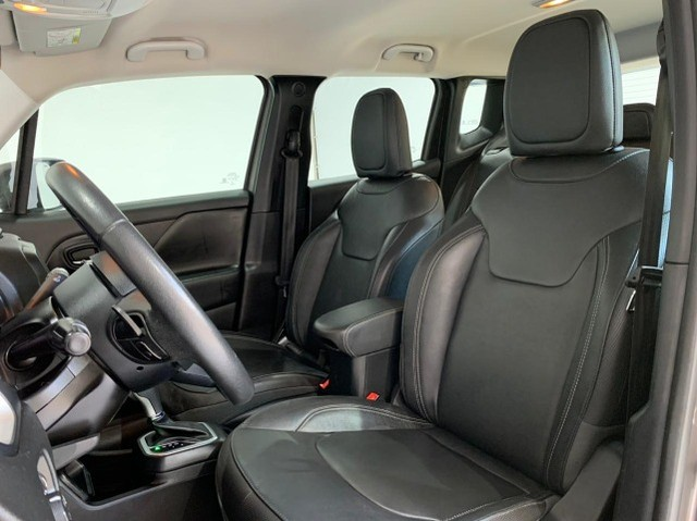 jeep renegade longitude 1,8  automatico 2019  km 37091 R$ 90.990,00 - Foto 12