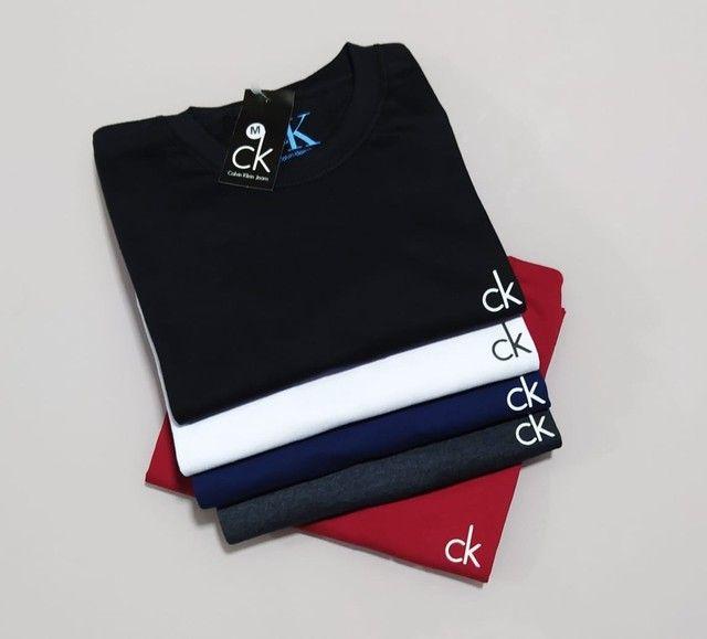 T shirt femininas 3 por $99,90 - Foto 4