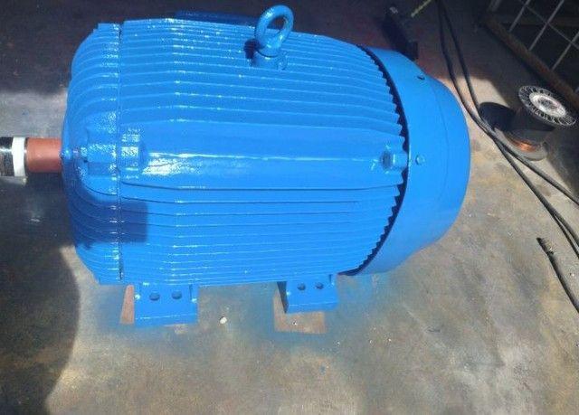Motor elétrico 150cv 4polos - Foto 2
