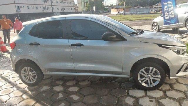 Fiat Argo novo