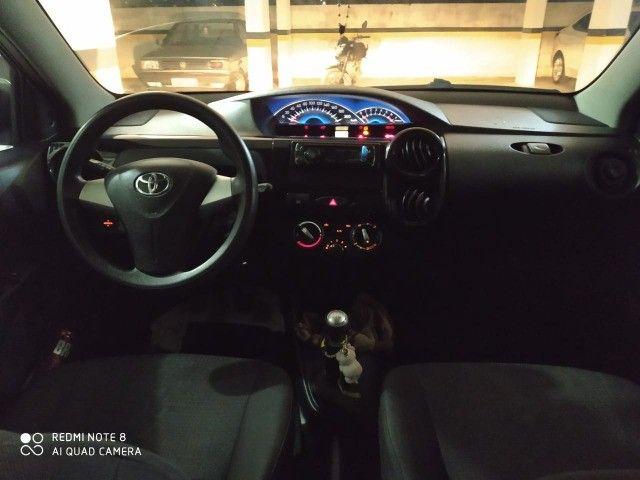 Toyota Etios X 1.3 2014 flex - Foto 7