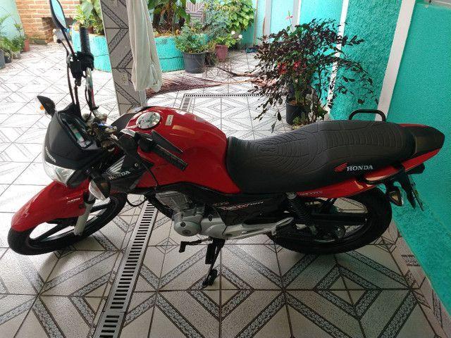 Honda CG 150 2015 - PARCELADA - Foto 2