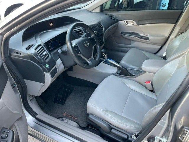 Honda Civic Lxs 1.8 Flex Aut 2015 - Foto 11