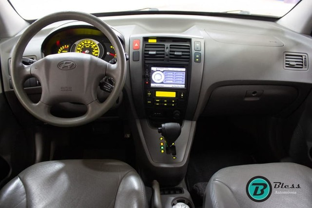 Hyundai TUCSON 2.0 16V AUT - Foto 7