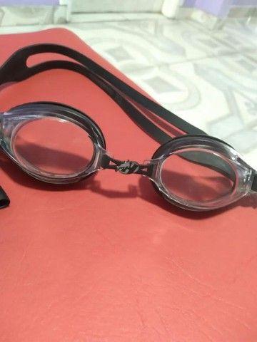 Toca e óculos de mergulho - Foto 2