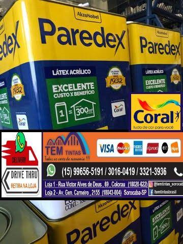!!!!Explosão de Ofertas #Tinta/Lukscolor/Suvinil/Eucatex/Coral as Melhores