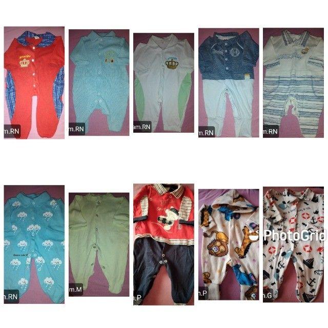 Kit roupas bebê - Foto 4