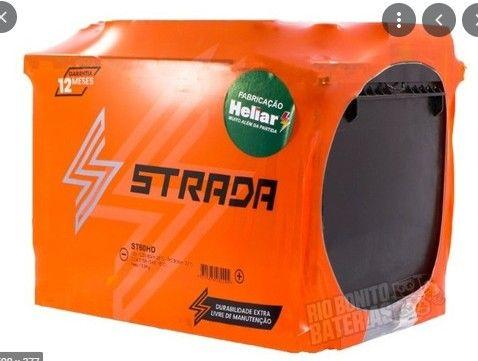 Baterias para Carros Novas e Usada América Cral Kondor Strada - Foto 4