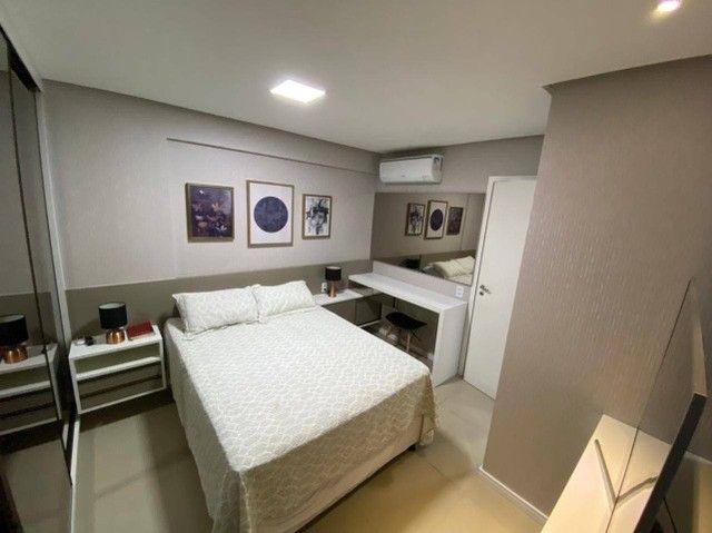 AB135 - Apartamento todo projetado/ 03 quartos/ Varanda gourmet - Foto 2